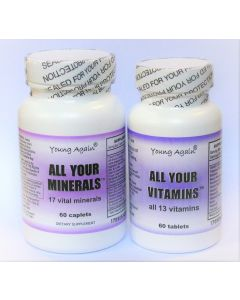 All Your Minerals® Package