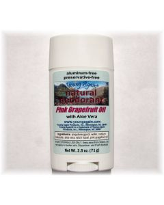 Deodorant (natural) - Pink Grapefruit